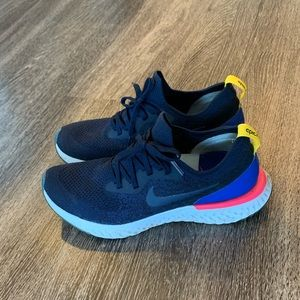 Nike epic reacts